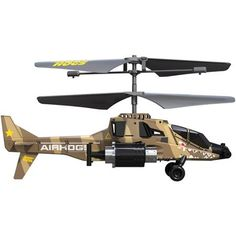 Air Hogs RC Sharpshooter Long Shot RC Helicopter with Bonus - Walmart.