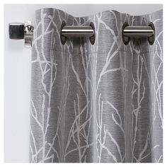 This Is My Easy Fix For My Grommet Curtains To Put Lining