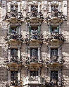 L'Eixample. Barcelona