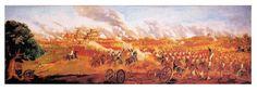 SOY BIBLIOTECARIO: 3 de febrero de 1852: Batalla de Caseros