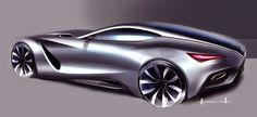 Ken Nagasaka: AMG Concept