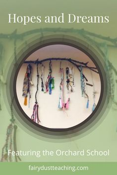 Hopes and Dreams featuring The Orchard School - Fairy Dust Teaching Preschool Rooms, Nursery Activities, Learning Spaces, Learning Environments, Classroom Setting, Classroom Ideas, Fairy Dust Teaching, Waldorf Kindergarten, Family Engagement