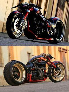 Harley-Davidson Fat Attack