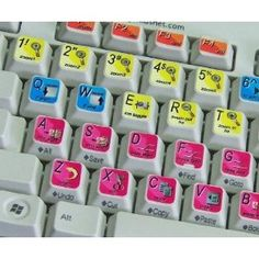 PROTOOLS keyboard stickers