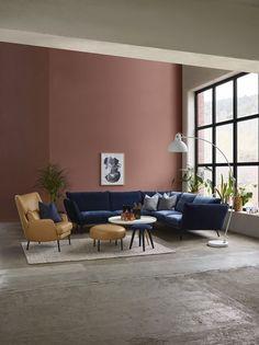 Forbered deg på å møte mye velur Studio Interior, Interior Design, Interior Inspiration, Design Inspiration, Trends, Minimalist Interior, Living Room Designs, Couch, Sofa Sofa