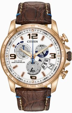 Citizen Chrono Time A-T Limited Edition BY0103-02A