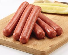 Try our delicious Lite Beef Frankfurters (Skinless).