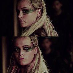Clarke #The100 03x03