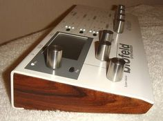 MATRIXSYNTH: Waldorf Blofeld With Custom Wood Side Panels