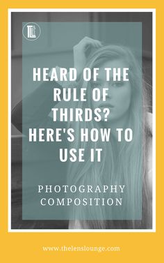 Who doesn't like an easy rule to learn? Good photography composition starts with the Rule of Thirds. Find out what the rule of thirds is and how to use it. Better composition for better photos. #phototips