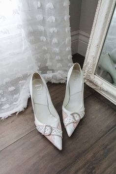 a review of The RealReal – The Couture Complex #shoes #weddingshoes #dior #therealrealreview #preloveddesigner #bacheloretteshoes #diorissimoprint Dior Shoes, Buy Shoes, Black Pumps, Strappy Sandals, Get Dressed, Luxury Consignment, Pretty Little, Wedding Shoes, Designer Shoes