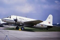 1947 - Royal Air Force (RAF) Vickers Valetta (Twin-Engined Piston Transport)