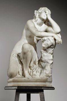 AIMÉ MILLET 1819-1891 ConSentido Propio: El Eterno Femenino en la Escultura (III) - GALERÍA: Escultura s. XIX-XX. Francia (3)