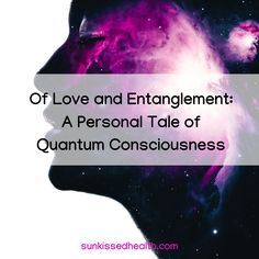 Entanglement paves the way for explaining extrasensory perception (ESP) and the psychic connections which may exist between humans—and even the rest of the natural world. Be True To Yourself, Trust Yourself, Quantum Consciousness, The Distance Between Us, Quantum Entanglement, Gut Feeling, Quantum Physics, A Day In Life, Find Picture