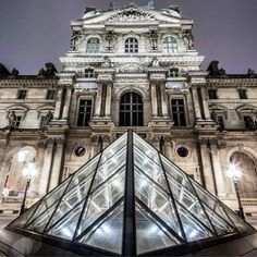 The 10 Most Instagrammed Spots of 2014. THE LOUVRE, PARIS, FRANCE