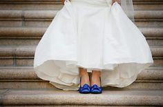Blue White Modern Asian Wedding Washington DC Bride Shoes and Reception, and Fashion, and Video, Blue, Colors Cobalt Blue Weddings, Dream Wedding, Wedding Day, Wedding Stuff, Wedding Bells, Wedding Readings, Blue Wedding Shoes, Platinum Wedding, Washington Dc Wedding