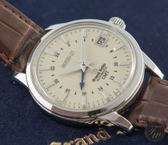 Grand Seiko SBGM021 Automatic GMT Hands-On Review