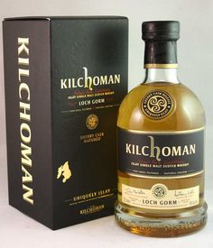 One of the best releases of the year so far - The Kilchoman Loch Gorm - 2014 Edition