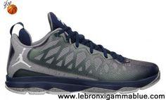 da6c33d8a948 Best Gift Jordan CP3.VI CP3 Shoes 2013 Cement Pack Midnight Navy Dark Grey  Your