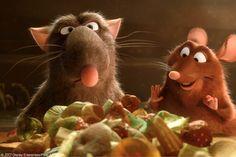 Remy and Emile ,Ratatouille