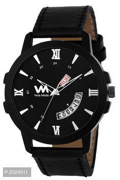 c18f675e1116 Claire Collection Quartz Analog Black Dial Men s Watch