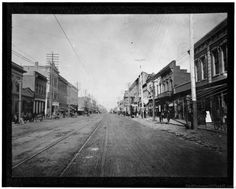 W:\Photo Websites\Old Pictures of The US\Old Pictures of the United States\South Carolina\Cities\ColumbiaMain Street, Columbia, South Carolina.jpg