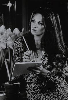 1970s: Diane in her signature wrap dress