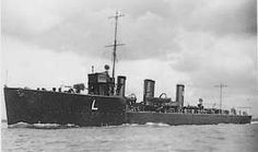 HMS Leonidas (1913), was a Laforey class torpedo boat destroyer of the Royal…