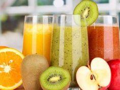 3 Receitas de Sumos Detox - Dieta Mais