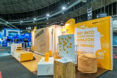 Amazon stand at rAge Expo 2014 by HOTT3D, Johannesburg – South Africa
