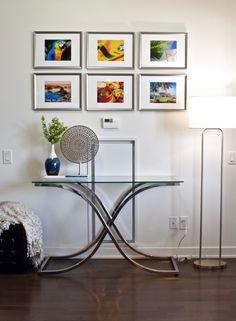 Modern condo design. Design collaborators: Reyes & Co. Design Studio and Samantha Concepcion Designs Condo, Reyes, Gallery Wall, Frame, Projects, Home Decor, Shells, Log Projects, Homemade Home Decor