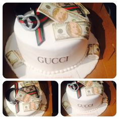 Gucci cake Workouts challenges Pinterest Gucci cake Gucci
