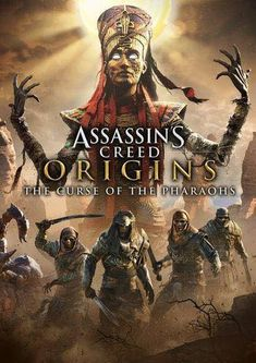 Assassin's Creed Origins: The Curse of the Pharaohs DLC will release on the 6th March!  #AssassinsCreedUniverse #AssassinsMarket #GeekVerse #assassinscreed #assassins  #assassin #ac #assassinscreeed2 #assassinscreedbrotherhood #assassinscreedrevelations #assassinscreed3 #assassinscreedblackflag #assassinscreedrogue #assassinscreedunity #assassinscreedsyndicate #altairibnlaahad #ezioauditore #connorkenway #edwardkenway #arnodorian #jacobfrye #eviefrye #GeekVerse