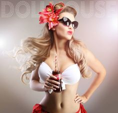 Model Victoria Photography Chrissy Sparks At Dollhouse Muah Zanett Make Up Artist