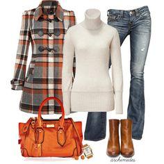 Fall Outfits – Autumn Plaid | Fashion Trends