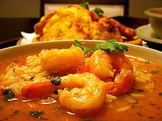 Easy Croatian Shrimp Recipe - Skampi Na Buzara: Shrimp Stew