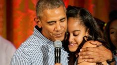 Though Malia Obama has grown up to be a smart, graceful, and gorgeous young lady, it's clear that she'll always be Daddy's little girl. And with a father like President Barack Obama, it's no exaggeration when we say that she's very lucky. The First Family took to one of their favorite