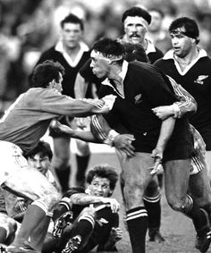 images of the first rugby world cup that the all blacks won 1987 - Google Search