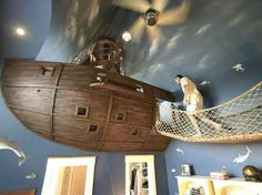 Clever ways to make a children's room magical.