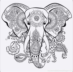 elephant coloring pageWild At Heart Adult Coloring Book stress-relieving designs) (Artists' Coloring Books): Peter Pauper Press Davlin PublishingEthnic Elephant SVG Mandala Elephant SVG Elephant head SVG Zentangle Elephant svg Cut table Design sBest Eleph Coloring Pages For Grown Ups, Free Adult Coloring Pages, Mandala Coloring Pages, Animal Coloring Pages, Coloring Pages To Print, Free Printable Coloring Pages, Coloring Book Pages, Coloring For Kids, Coloring Sheets