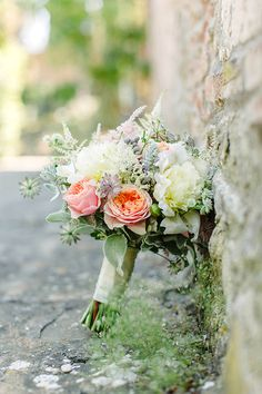 Love the colours! Tuscan Wedding by Amanda K Photography