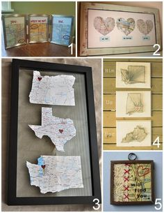 Long Distance Relationship Art @ Do It Yourself Remodeling Ideas
