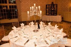 #wedding reception decorations #centerpieces #tablescapes #reception details #Michigan wedding # Chicago wedding #Mike Staff Productions #wedding details #wedding photography @Royal Park Hotel