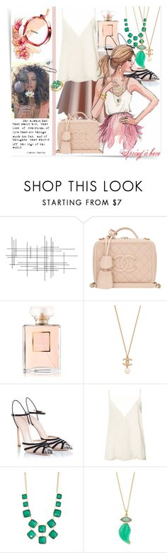 """""""'''"""" by monika-85 on Polyvore featuring moda, See by Chloé, Chicwish, Crate and Barrel, Chanel, Giambattista Valli, Anine Bing, BROOKE GREGSON i Ross-Simons"""