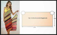 Diy Clothing, Sewing Clothes, Clothing Patterns, Dress Patterns, Sewing Patterns, Gypsy Clothing, Diy Summer Clothes, Summer Diy, Fashion Sewing