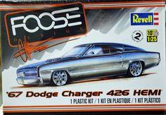 MegaHobby.com - 1967 426 Hemi Dodge Charger Foose Design 1/25 Revell Monogram, $20.46 (https://www.megahobby.com/products/1967-426-hemi-dodge-charger-foose-design-1-25-revell-monogram.html)