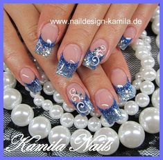 Those French Nail Art Designs are simply beautiful! Take a look at our gallery!