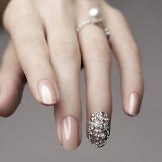 Silver On Ring Dinger
