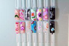 PiggieLuv: One stroke nail art workshop at ProNails Breda