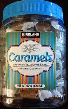 Kirkland Signature Soft Caramels, Net... $16.49 #bestseller